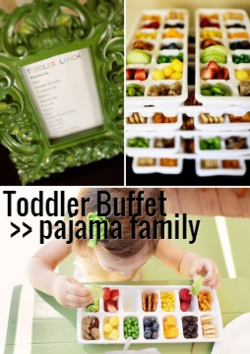 Toddler Buffet - Pajama Family