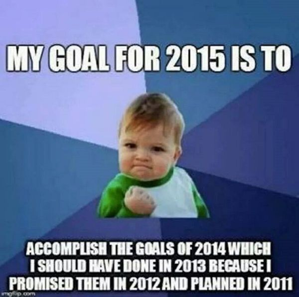 Goal for 2015 - CPA Exam Journey - CPA Zone