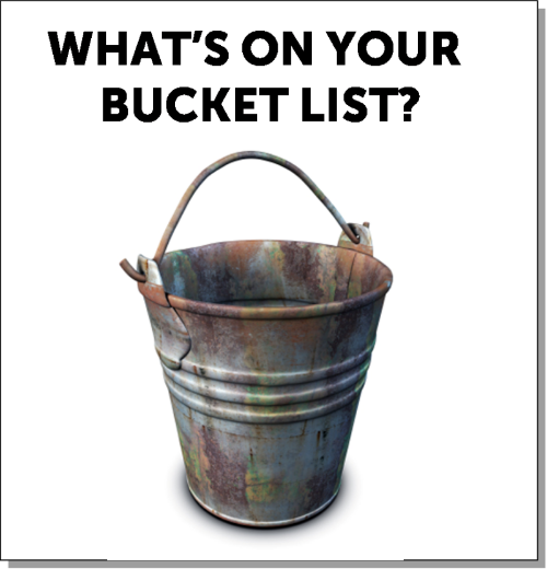 CPA Exam Bucket List - CPA Exam Club