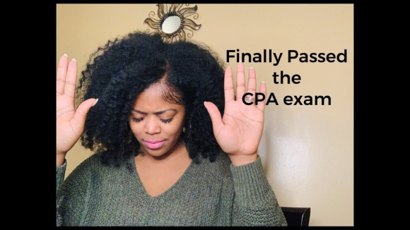 Finally Passed the CPA Exam | Score Reaction Video (8:33) - CPA Exam Network - CPA Exam Club
