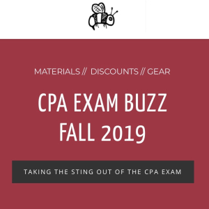 CPA Exam Buzz - Fall 2019