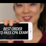 Best Order You Should Take the CPA Exams